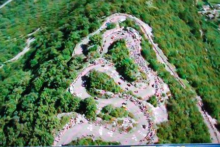 bergetappes in de tour de france, volop kansen voor Steven Kruijswijk