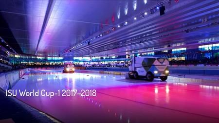 wereldbeker schaatsen 2017 world cup