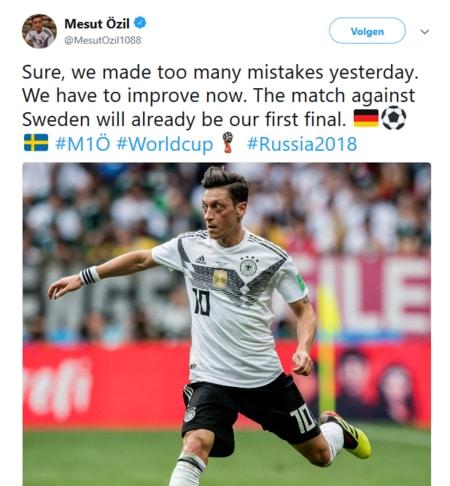 hoe gaat het met WK favorieten als Duitsland en België