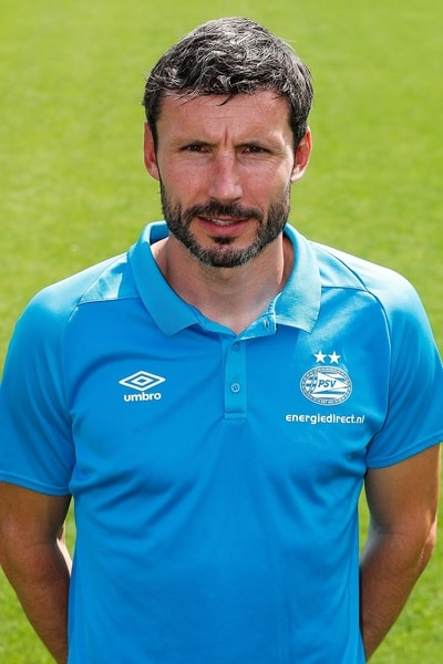 Mark van Bommel trainer PSV. Een van de Nederlandse clubs in de Champions League?