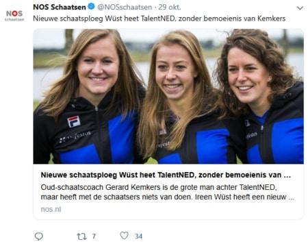 Op weg naar het schaatsseizoen 2018-2019