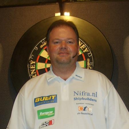 Raymond van Barneveld ontbreekt Darts Players Championship Finals