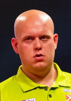wint michael van gerwen het wk darts 2019 (foto Wikimedia)
