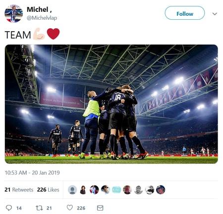 Ajax - Heerenveen opnieuw een verrassing