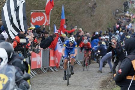 Niki Terpstra wint Ronde van Vlaanderen een van de mooiste voorjaarsklassiekers wikimedia