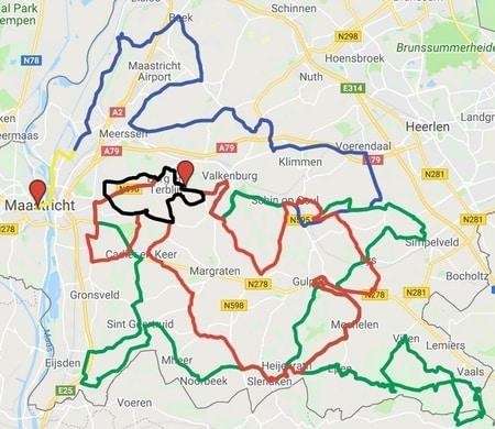 parcours voor een nieuwe nederlandse Amstel Gold winnaar