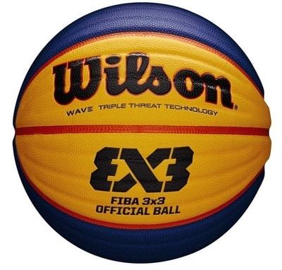3x3 basketball official ball