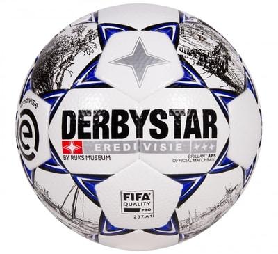 Eredivisie 2019-2020 voorspelling seizoen met deze fraaie Derbystar bal
