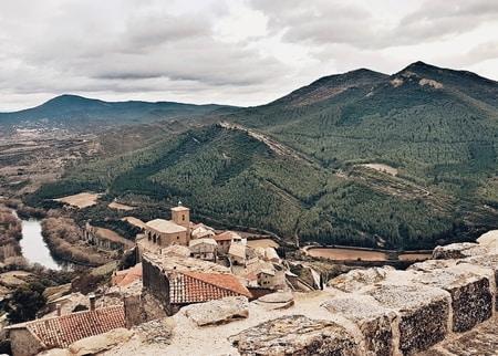Spaanse landschap 3 weken te bewonderen in Ronde van Spanje 2019 (foto unsplash)
